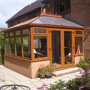 Check out our conservatories